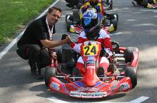 Rotax Max Junior Sieger Julia Leopold