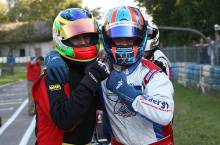 Die KZ2-Asse Kevin Illgen und Michele di Martino